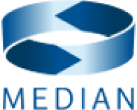 Logo of Median a business that uses OrgPad.